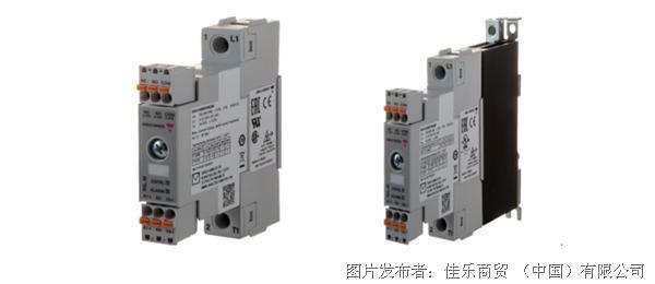 瑞士佳樂 RG..M系列集成監控功能的單相固態繼電器