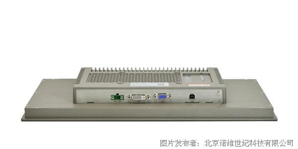 诺维  15.6寸多点电容触摸工业显示器 NPM-7156GT