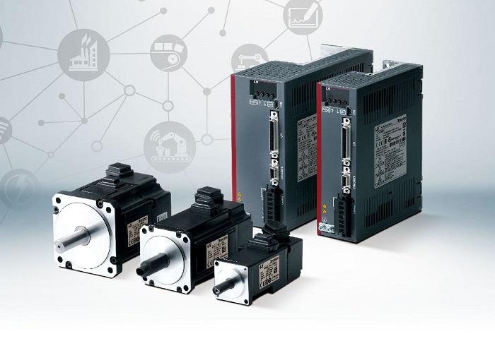 LSIS L7C 伺服驱动器
