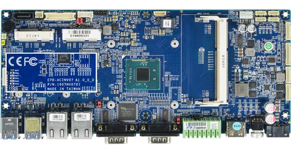 维  台产NV0701工控平板主机板