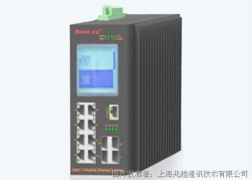 MIE-2412MP-TFT8GE+4GSFP卡轨式全千兆网管型工业以太网交换机