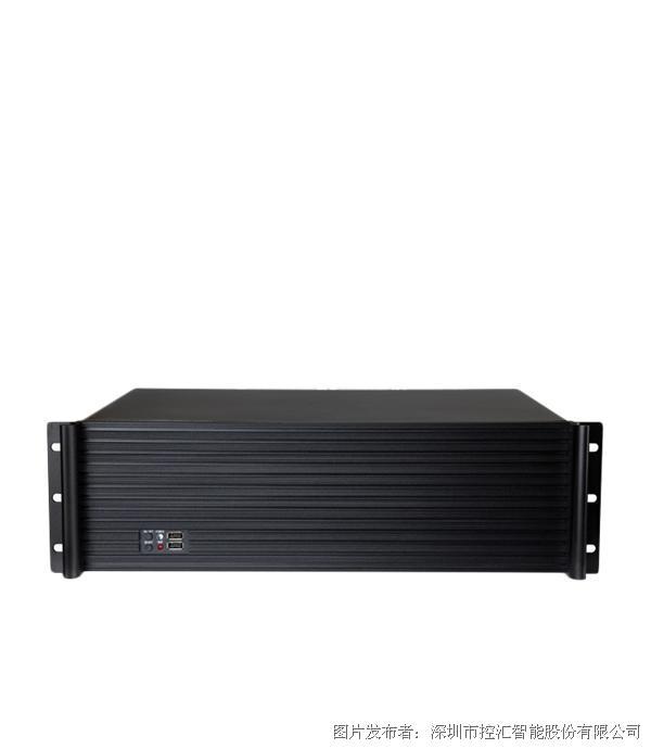控汇智能3U 上架式服务器 IPC-3035