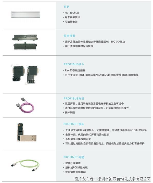 HUCEEN H7-300通用附件
