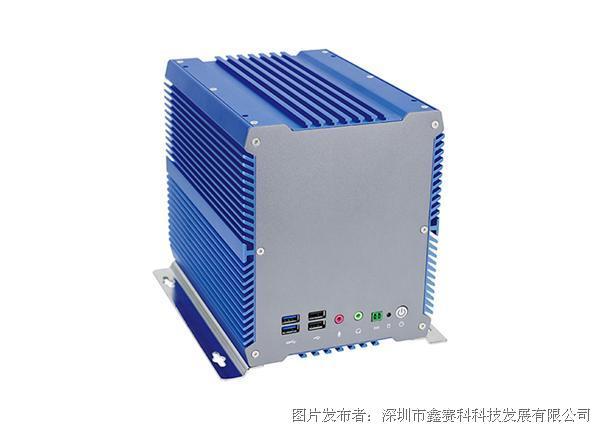 研凌i5 7200U机器视觉壁挂主机PCI扩展接口