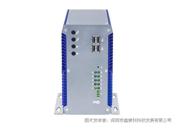 研凌301 j1900嵌入式工控主机