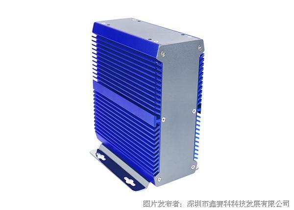 研凌IBOX-700Plus嵌入式壁挂无风扇主机工业防尘控制主机