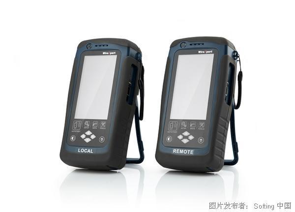 德国Softing WireXpert 500-CU 铜缆认证仪