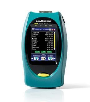 德国Softing LanExpert 80 手持式千兆分析仪