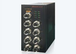 MIES-5708EN50155 8GEM12卡轨式全千兆网管型工业以太网交换机