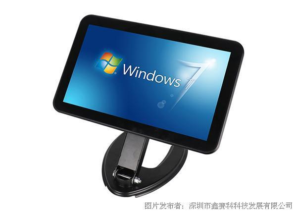 研凌A156j1900触摸屏一体机工业级多点触控镶嵌入式IP64防护等级