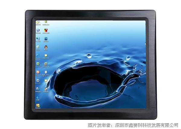 研凌A170酷睿i5 4300U J1900工业级触摸屏车间静音IP64防尘电脑