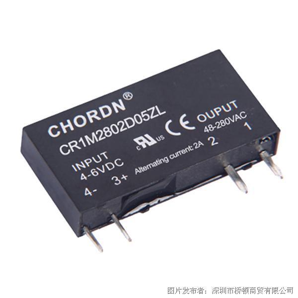 意大利桥顿CHORDN CR1M交流固态继电器