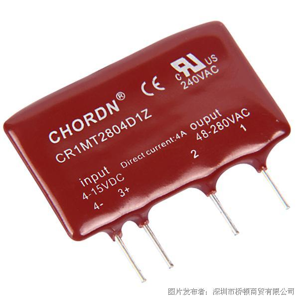 意大利桥顿CHORDN CR1MT交流功率固态继电器