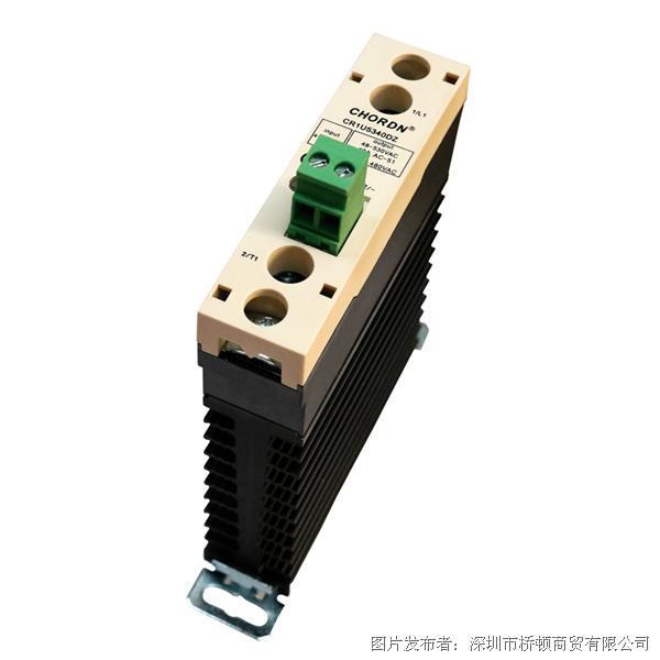 意大利橋頓CHORDN CR1U單相固態繼電器