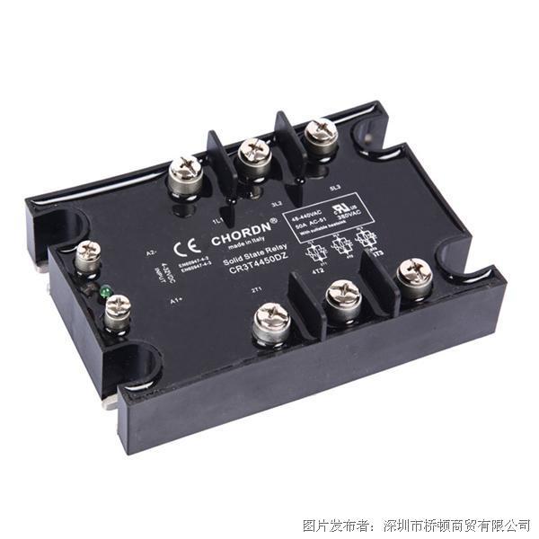 意大利桥顿CHORDN CR3T固态继电器