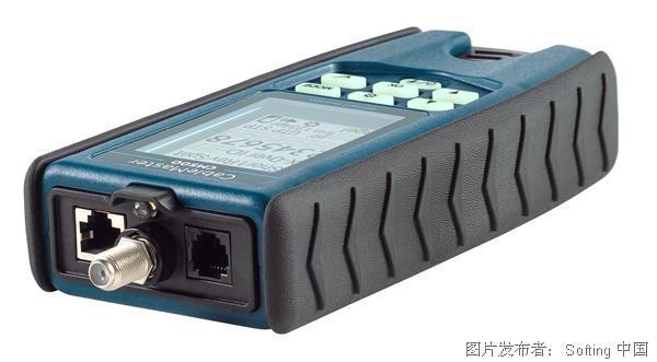 德国softing CableMaster 500线缆测试仪和故障定位仪