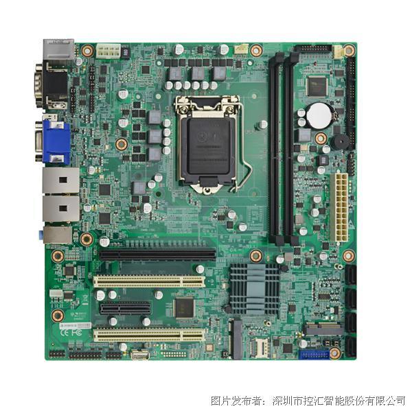 控匯智能 EAMB-1591工業級高端主板
