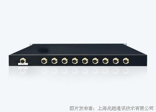 Cronet CC-7008MP 8GE 全千兆网管型 PoE 军工以太网交换机