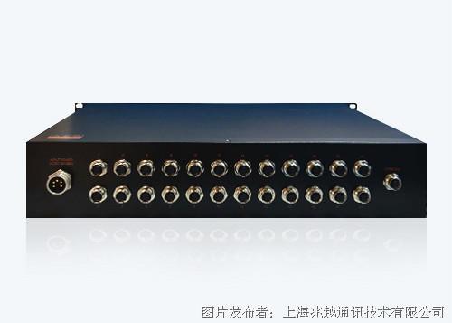 Cronet CC-7024 24GE 机架式全千兆军工以太网交换机