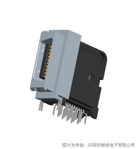 锦凌 伺服连接器 SM-PCR-20P