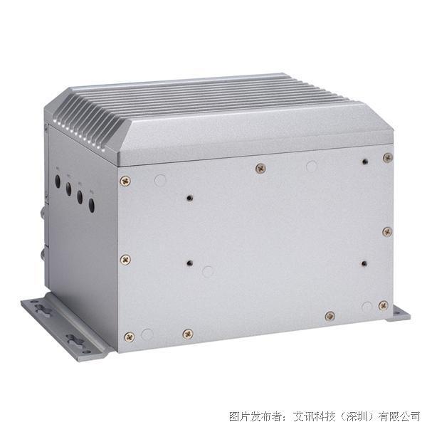 艾訊科技模塊化軌道交通電腦平臺tBOX510-518-FL