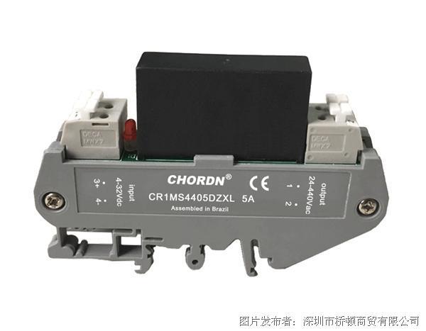 意大利橋頓CHORDN CR1MS交流功率固態繼電器