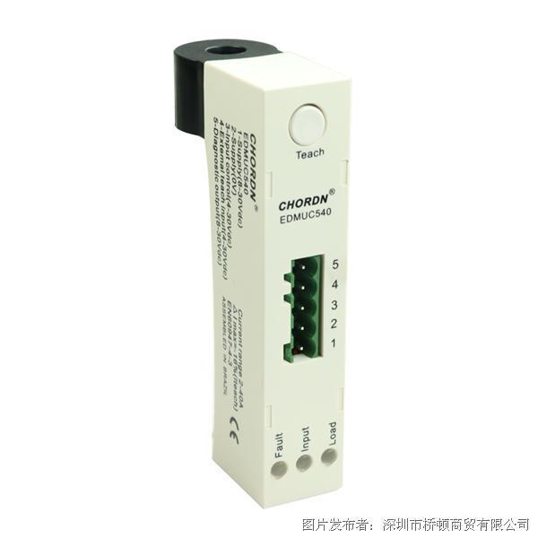 意大利桥顿CHORDN EDMUC540电流监控模块