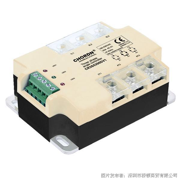 意大利桥顿CHORDN CR3S三相相位角控制器