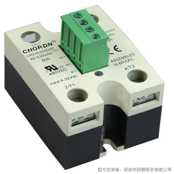 意大利桥顿CHORDN CR2V两相固态继电器