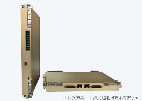 兆越Cronet CC-7416-VPX 6U三層萬兆VPX軍工交換模塊