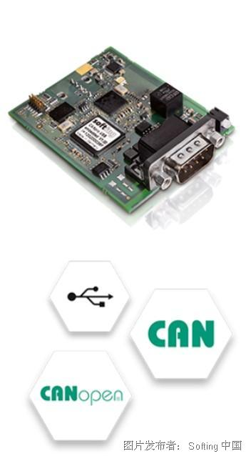 Softing CANpro USB embedded