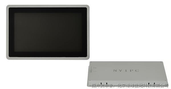诺维 2020款 7寸纯平面电容触摸显示器NPM-7070GTH