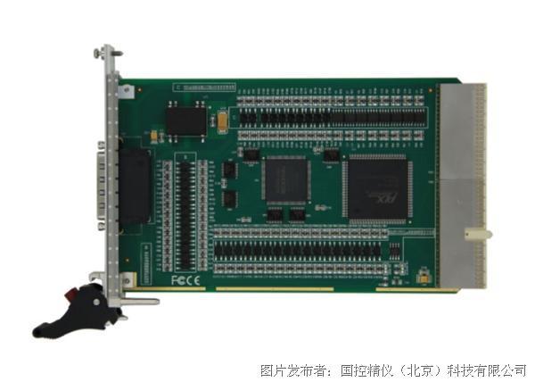 国控精仪PXI-6374四轴驱动运动控制卡