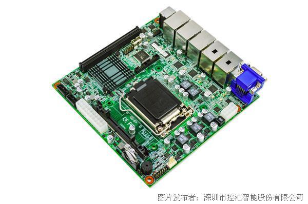 控汇智能EITX-7590嵌入式主板