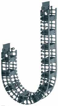 易格斯 T3系统-T3.29拖链