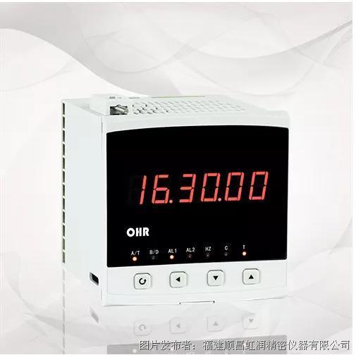 虹润OHR-B100系列定时器