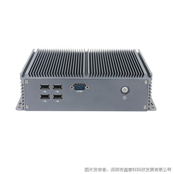 研凌IBOX-206  J1900 四核处理器  无风扇工业计算机