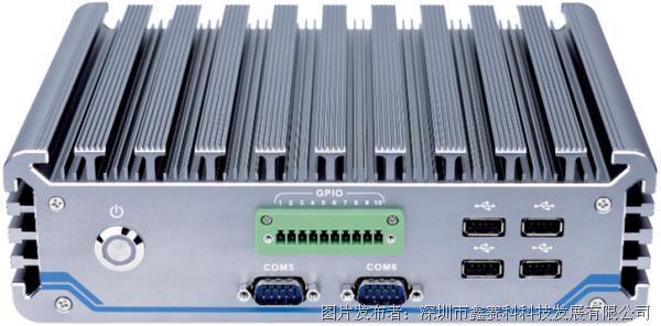 研凌i-302Intel第6/7代Core™i3/i5/i7处理器无风扇工业主机