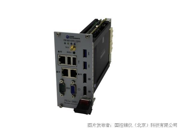 国控精仪PXIe-3881 intel i7  四核控制器