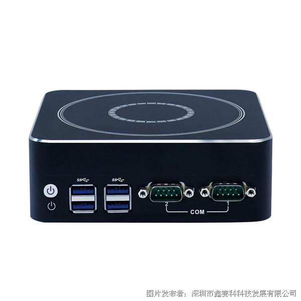 研凌Nano N6F Intel® 第7代Core? i3/i5处理器 迷你主机
