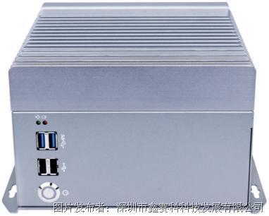 研凌IBOX-705  i5/i7处理器  多扩展槽无风扇工业计算机