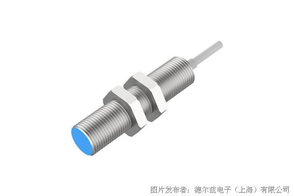 德尔兹DEUZE   3-线 M12电感式通用圆柱型接近传感器