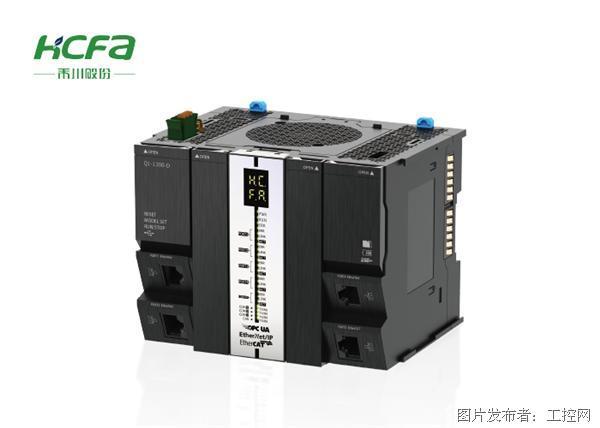 禾川Q1系列标准总线型运动控制器