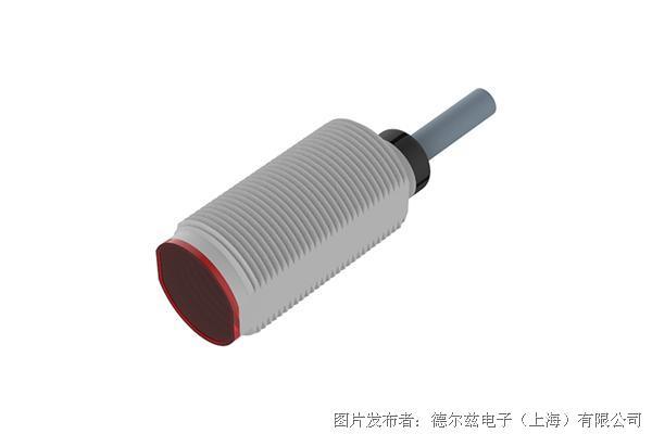 德尔兹DEUZE  M18塑料外壳背景抑制型光电传感器
