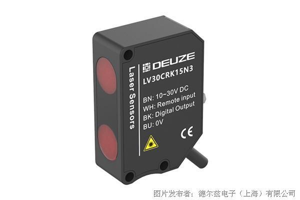 德尔兹DEUZE   LV30...R系列透明体检测激光传感器