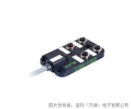 宜科 资料分线盒ESP4系列M12接口-直接出线