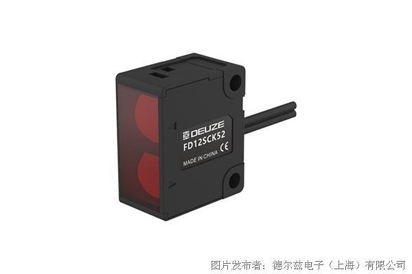 德尔兹DEUZE   FD...CK系列光纤式颜色传感器