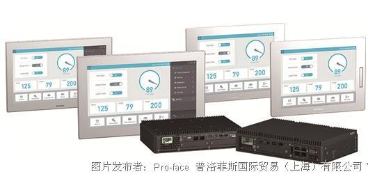 Pro-face新一代工业计算机PS6000系列