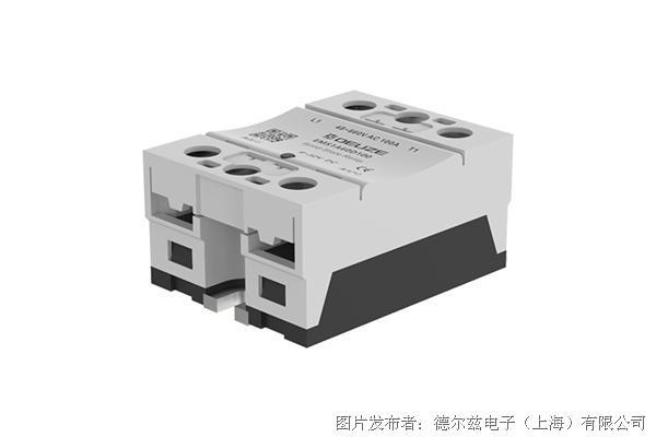 德尔兹DEUZE   螺丝固定面板安装固态继电器