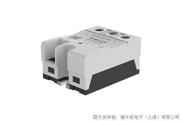 德尔兹DEUZE   扣件固定,面板安装固态继电器